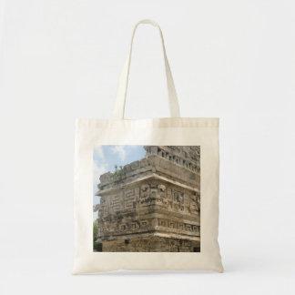 Mayan Ruin Tote Bag