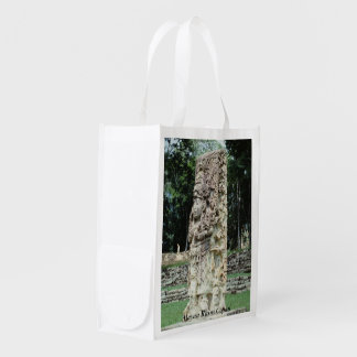 Mayan Ruins Ancient Copan Valley Honduras Tote