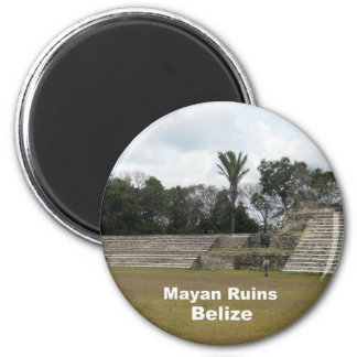 Mayan Ruins, Belize Magnet