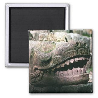 Mayan Ruins City of Copan Honduras Photo Designed Magnet