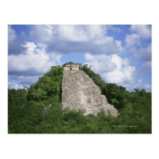 Mayan ruins of Coba, Yucatan peninsula, Mexico Postcard