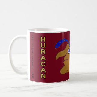 MAYAN SPIRIT HURACAN CANCUN MEXICO COFFEE MUG