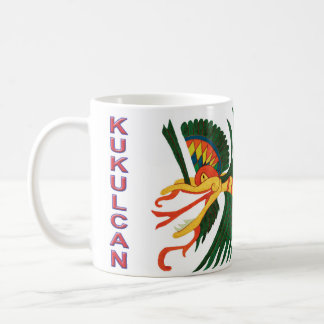 MAYAN SPIRIT KUKULCAN- BEACH PALACE, CANCUN COFFEE MUG
