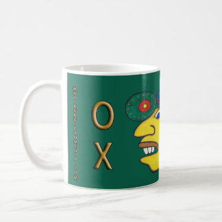 MAYAN SPIRIT OX COFFEE MUG