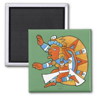 Mayan Warrior v.1 Magnet