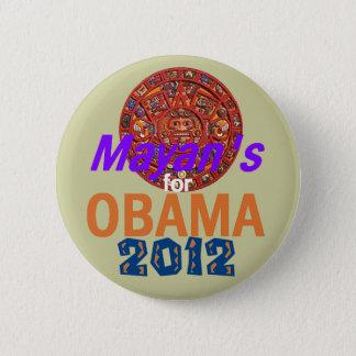 Mayans 2012 Button