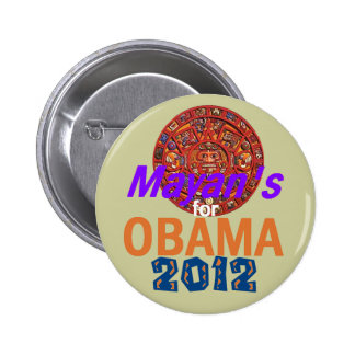 Mayans 2012 Button