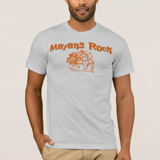 Mayans Rock T-Shirt