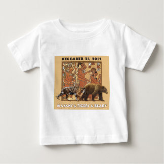Mayans & Tigers & Bears Tshirt