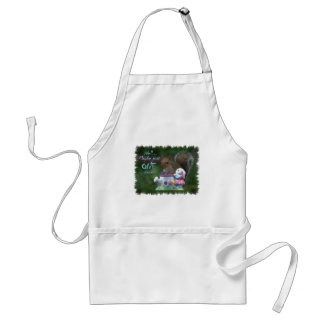 Maybe just ONE more Aprons