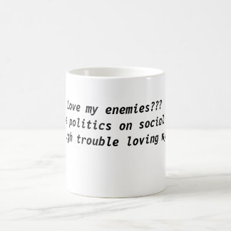 Maybe you'd be better not knowing. coffee mug