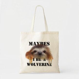 Maybes I soit un sac fourre-tout à Wolverine (pare