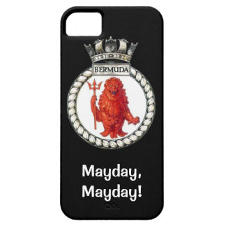 Mayday, Mayday, HMS Bermuda iPhone 5 Covers
