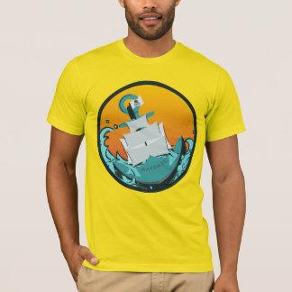 maydaze sinking ship T-Shirt
