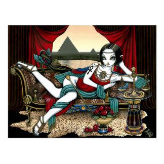 Mayet Egyptian Goddess Maat Angel Postcard