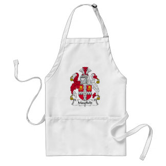 Mayfield Family Crest Standard Apron