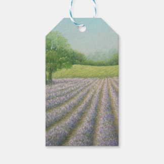 Mayfield Lavender in Bloom, Carshalton, Surrey Pack Of Gift Tags