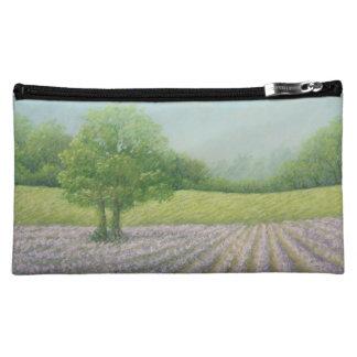 Mayfield Lavender in Bloom, Pastel Cosmetic Bag