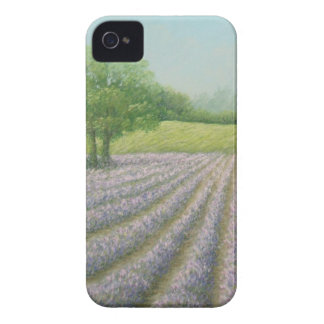 Mayfield Lavender in Bloom Pastel iPhone 4 Case