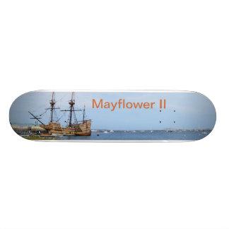 Mayflower II skateboard