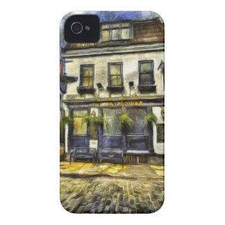 Mayflower Pub London Van Gogh iPhone 4 Cover