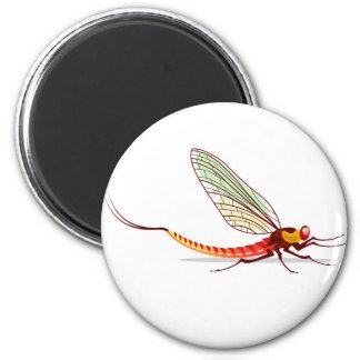 Mayfly vector magnet