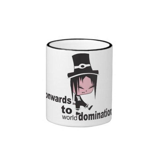 Mayhem - World Domination Mug