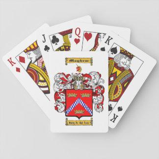 Mayhew Playing Cards