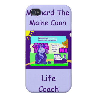 Maynard The Maine Coon Iphone Case iPhone 4/4S Case