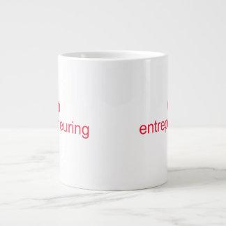 Mayniax Branding Entrepreneuring Large Coffee Mug