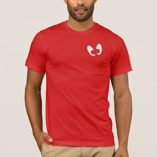 Mayniax Branding Red Men's T-Shirt