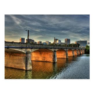 Mayo Bridge Postcard