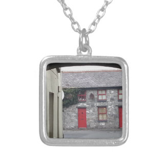 Mayo City Silver Plated Necklace