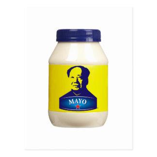 MAYO - New chinese mayonnaise Postcard
