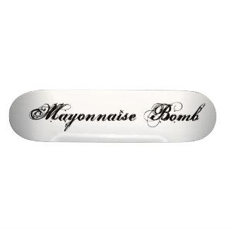 Mayonnaise Bomb Skateboard