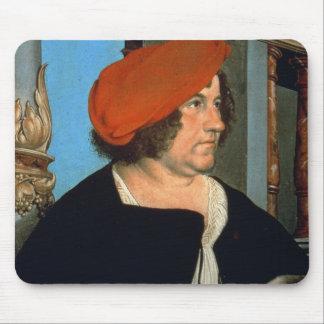 Mayor Jakob Meyer zum Hasen, 1516 (tempera on lime Mouse Pad