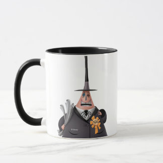 Mayor Of Halloween Town | Smiling Face Mug