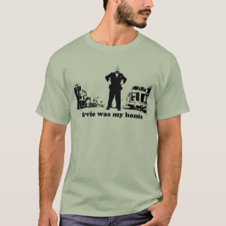 Mayor Orville Hubbard Was My Homie - Dearborn Mich T-Shirt