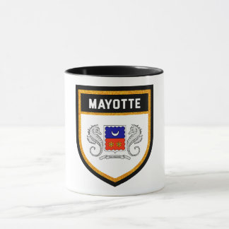 Mayotte Flag Mug