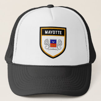 Mayotte Flag Trucker Hat