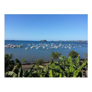 Mayotte - Koungou Postcard
