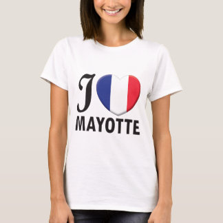 Mayotte Love T-Shirt