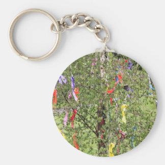 Maypole #2 keychain