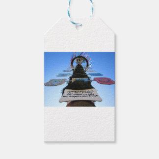 Maypole #3 gift tags