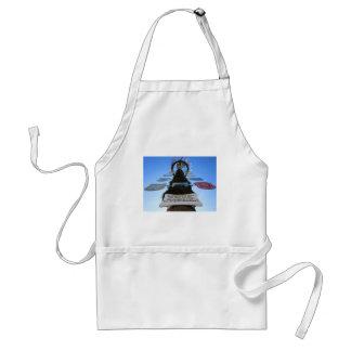 Maypole #3 standard apron