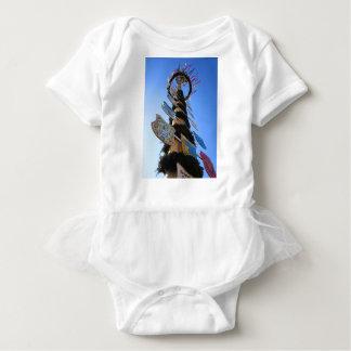 Maypole #4 baby bodysuit