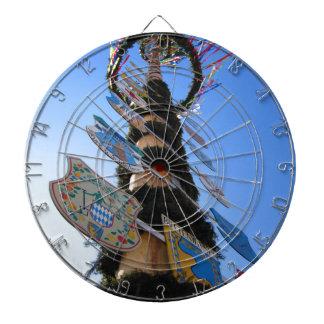 Maypole #4 dartboard