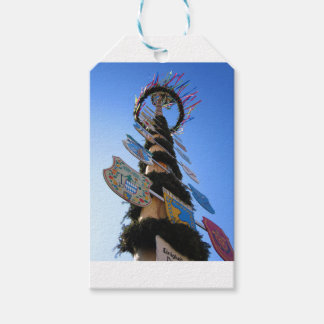 Maypole #4 gift tags