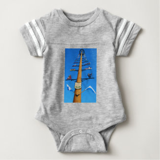 Maypole Baby Bodysuit