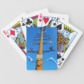 Maypole Bicycle Playing Cards